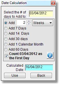 CalendarControlExample2